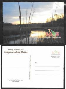 Virginia, I Love Virginia State parks, unused