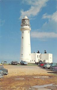 Flamborough, The Lighthouse, auto, cars, phare, Colour by Sanderson & Dixon