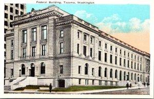 Washington Tacoma Federal Building