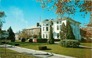 Postcard Administration Building, Keene State College, Keene, NH