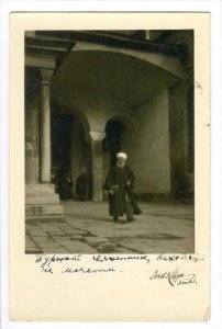 RP  Typical local man walking, Istanbul, Turkey, PU-1936