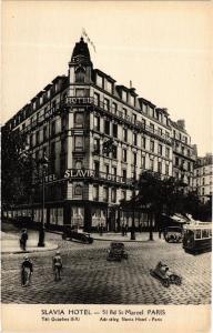 CPA Paris 13e Paris-Slavia Hotel (311320)