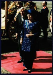 CPM HM Koningin Beatrix en ZKH Prins Claus DUTCH ROYALTY (813203)