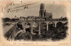 CPA ALBI - La Cathédrale Ste-CÉCILE (477572)
