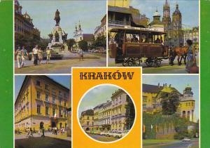 Poland Kkrakow Multi View