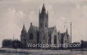 Methodist Church Victoria British Columbia, Canada 1907