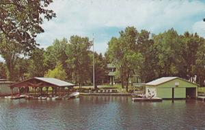 Small Boats, Riverside Lodge, Trent Canal Waterways, Pigeon Lake, Bobcaygeon,...