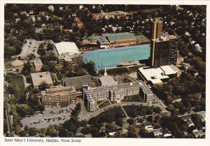 Saint Mary's University  Halifax Nova Scotia Canada