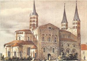 BR1760 France Eglise Saint Etienne a Nevers