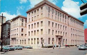 USA Texas, Dallas, Bryan and Ervay Street, Post Office and Federal Building 1964