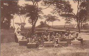 Belgian Congo Les Soeurs de la Charite a Elisabethville OEuvres pour Indigenes