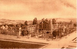 Santa Barbara, California -  The Hotel Arlington - in 1911
