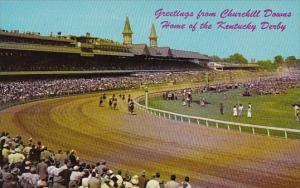 Churchill Downs Home Of The Kntucky Derby Louisville Kentucky