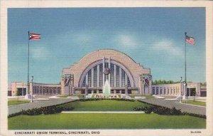 Ohio Cincinnati Cincinnati Union Terminal