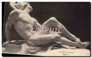 Old Postcard Injures Achilles Gerard