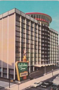 BALTIMORE , Maryland, 1950-60s ; Holiday Inn