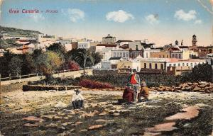 Spain Gran Canaria - Arucas 1914