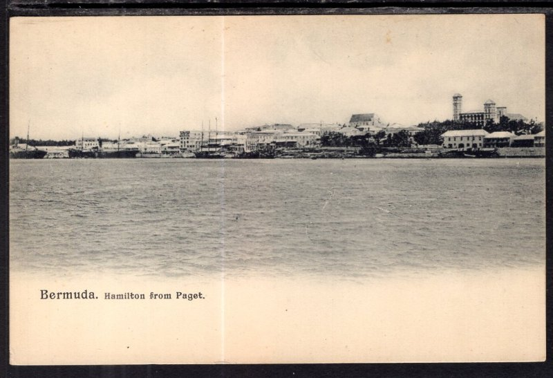 Hamilton From Paget,Bermuda