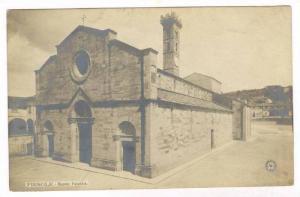 RP  Fiesole , Italy, Pre-1905   Duomo Facciata