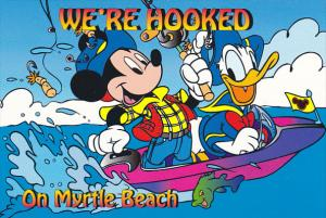 Disney Company Fishing We're Hooked On Myrtle Beach