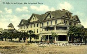 Hollenbeck House St Petersburg FL Unused