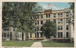 CARLISLE , Pennsylvania , PU-1923 ; Conway Hall