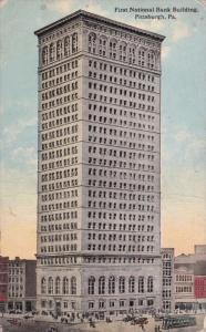 First National Bank Building , PITTSBURGH , Pennsylvania , PU-1913