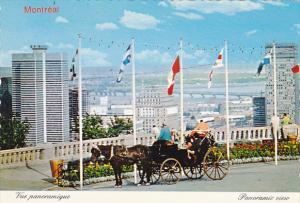 Canada Panoramic View Montreal