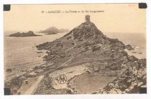 Ajaccio , France, 00-10s   La Parata et les Iles Sanguinaires