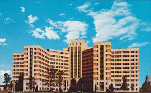 Exterior,  V.A. Medical Center,  Albany,  New York,   40-60s