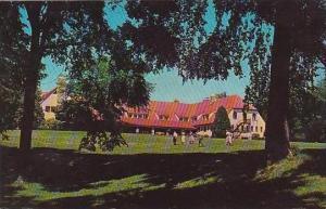 Indiana Angola Potawatomi Inn Pokagon State Park