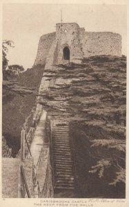 CARISBROOKE Castle , Isle of Wight , UK , 00-10s