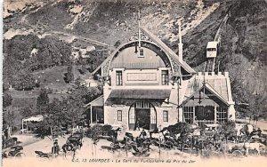 La Gare du Funiculaire du Pic du Jer Lourdes France Unused