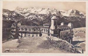Switzerland Rigi-Kulm und die Alpen 1926 Real Photo