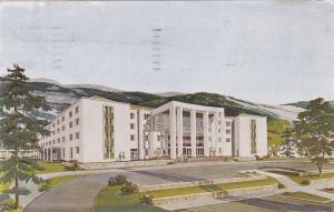 RIDGECREST, North Carolina,1966; New Pritchell Hall, Ridgecrest Baptist Assembly