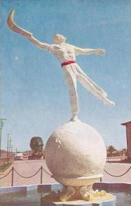 Mexico Tijuana Jai Alai Monument