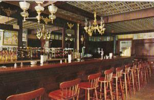 Vermont Weston Gold and Mahogany 1885 Lunch Bar & Soda Fountain Vermont C...