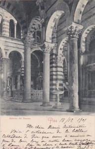 Italy Pisa Interno Del Duomo