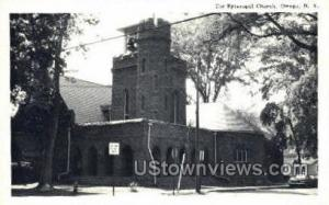 The Episcopal Church Owego NY Unused