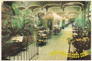 Tennessee Chattanooga Terminal Station Chattanooga Choo-Choo Palm Terrace