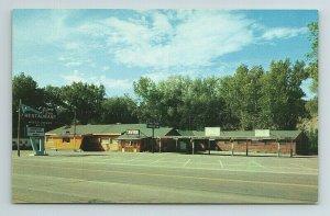Hickory Inn, Hotel, Motel, Colorado Springs Postcard
