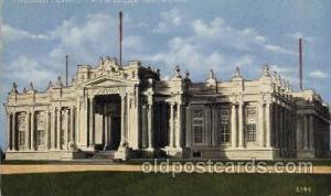 Canadian Pavilion Panama-Pacific International Exposition,  San Francisco Cal...