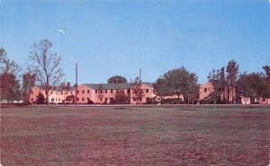 Fort Riley Kansas~10th Infantry Division Headquarters~1960 Postcard