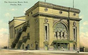 NE - Omaha. The American Music Hall