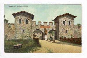 Porta Decumana, Saalburg (Hesse), Germany, 1900-1910s