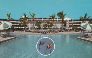 Holiday Inn resort swimming pool, Bahama,40-60s