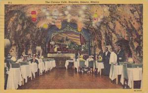 The Cavern Cafe, Nogales, Sonora, Mexico, PU-30-40s