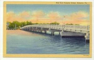 New East Hampton Bridge, Hampton, Virginia, 30-40s