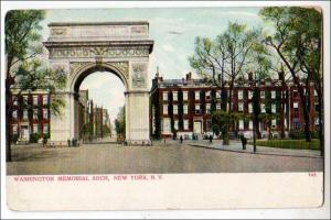 Washington Memorial Arch NYC