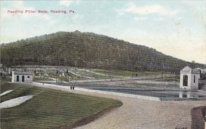 READING, Pennsylvania, 1900-1910's; Reading Filter Beds